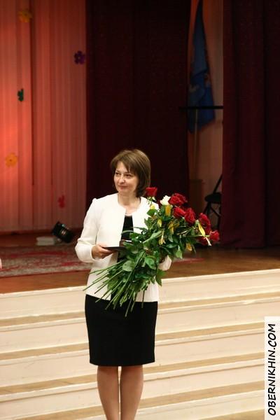Учительница первая моя - Брусницина Инесса Валерьевна
