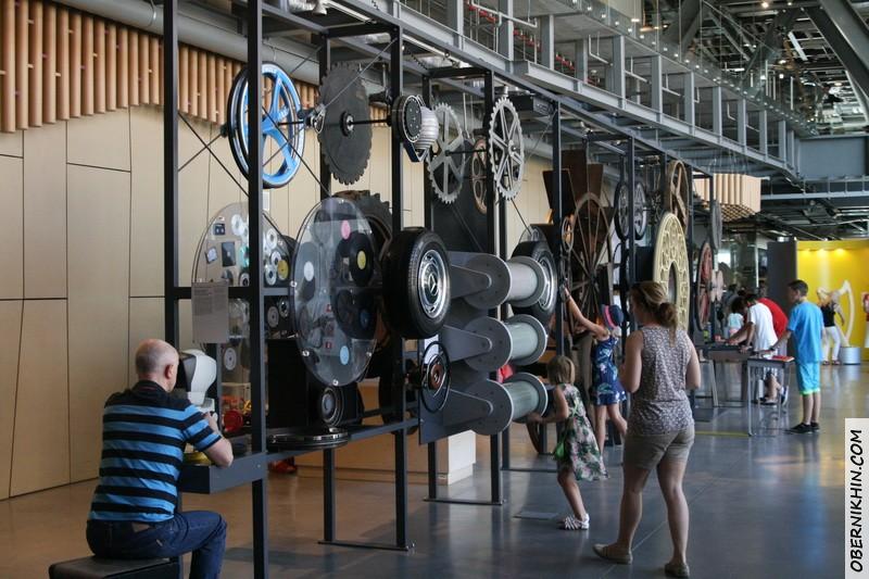 всевозможные виды колес, которые можно покрутить